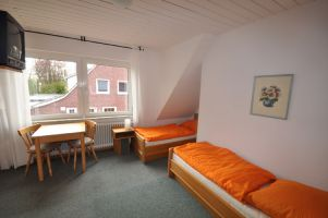 Einzel-/ Doppelzimmer mit Bad